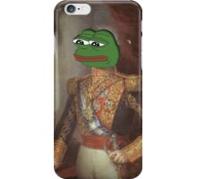 Royalty Face Swap - personalize with any picture of your choice! iPhone Case/Skin