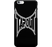 Tapout Logo iPhone Case/Skin
