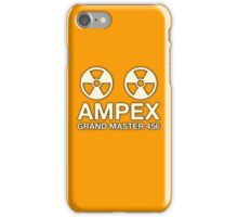 Ampex Grand Master Tape iPhone Case/Skin