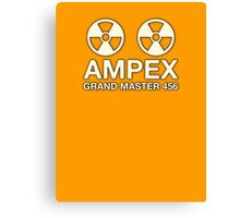 Ampex Grand Master Tape Canvas Print