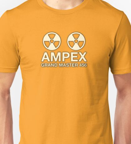 Ampex Grand Master Tape Unisex T-Shirt