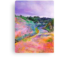 Regeneration Landscape Canvas Print