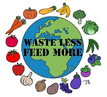 Waste Less, Feed More v1 by JZanderK