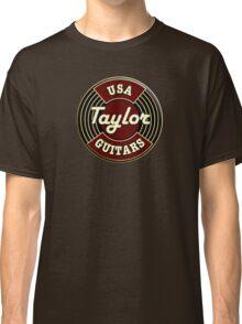 USA Taylor Guitars  Classic T-Shirt