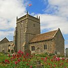 The Church of St Nicholas, Uphill by RedHillDigital
