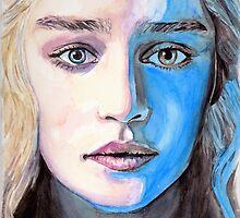 Daenerys Targaryen by SMalik