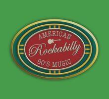 American Rockabilly  60's Music by kennyn