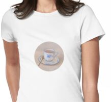 cuppa Womens Fitted T-Shirt