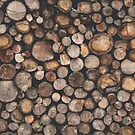 Knock on wood by RookieDesign