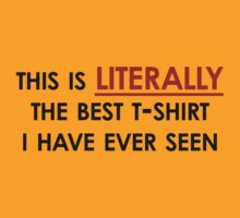 Literally, the best t-shirt I have ever seen by juhsuedde