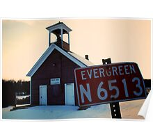 Evergreen N 6513 Poster