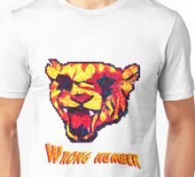 Tony's Wrong Number Unisex T-Shirt