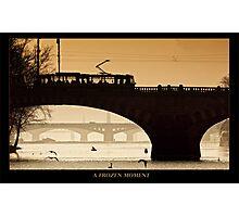 A City Awakes Photographic Print