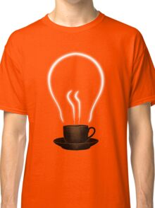 The power of coffee Classic T-Shirt