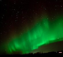 Big Sky Auroras # 2 by peaceofthenorth