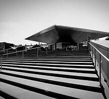 Stairway by Jodi Morgan