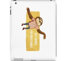 Rocksteady Sloth iPad Case/Skin