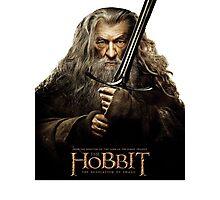The Hobbit - Gandalf Photographic Print