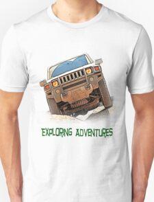 Exploring Adventures T-Shirt