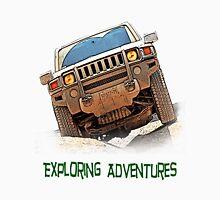 Exploring Adventures Unisex T-Shirt