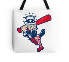 Yankee Uncle Sam Tote Bag