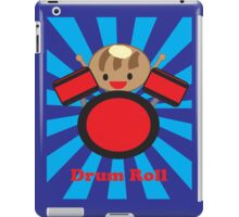 Drum Roll iPad Case/Skin