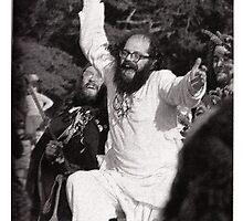 Allen Ginsberg by Glouglou11