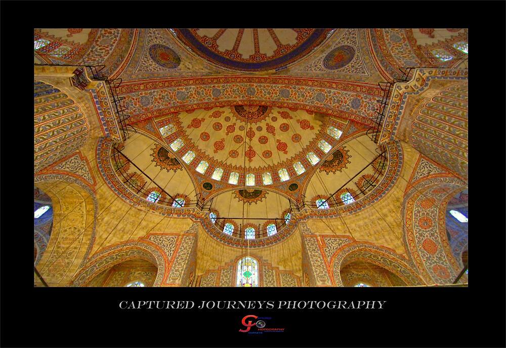 The Turkish Tiles by capturedjourney