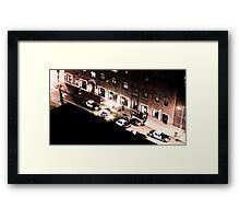 Chester Avenue Framed Print