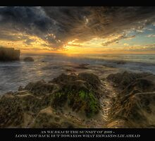 SUNSET in HDR by capturedjourney