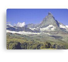 Matterhorn, Zermatt, Switzerland Canvas Print