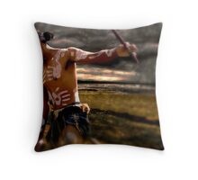Storm Dreamer Throw Pillow