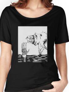 Discharging The Monster Women's Relaxed Fit T-Shirt