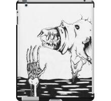 Discharging The Monster iPad Case/Skin