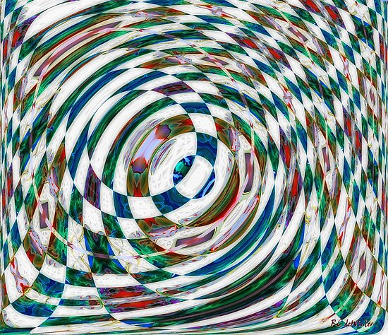 Jumping Through Hoops by RC deWinter