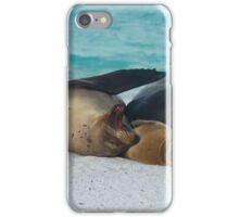 BIG YAWN! iPhone Case/Skin