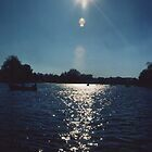 Hyde Park, The Serpantine. by soulfingerclive