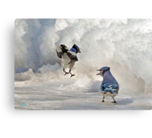 When I Say Jump!!! Metal Print