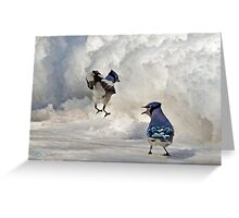 When I Say Jump!!! Greeting Card