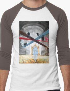 Crossroads Men's Baseball ¾ T-Shirt