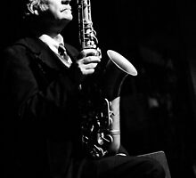 Jazz in the veins by Jean M. Laffitau