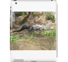 Gator Chillin' iPad Case/Skin