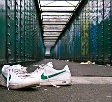 Nike Main Draw - Sheffield Overpass by Tom Speigal