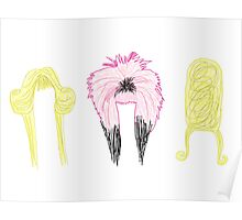 Wig In A Box  Poster