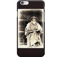 Richard Hooker.......Exeter ,Devon UK iPhone Case/Skin