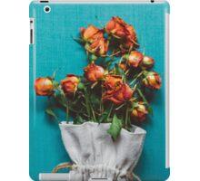 Rose Bouquet 1 iPad Case/Skin