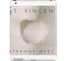 Strange Mercy- St. Vincent iPad Case/Skin
