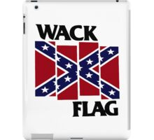 Wack Flag iPad Case/Skin