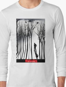 Nightmare in the Forest Long Sleeve T-Shirt