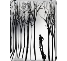 Nightmare in the Forest iPad Case/Skin